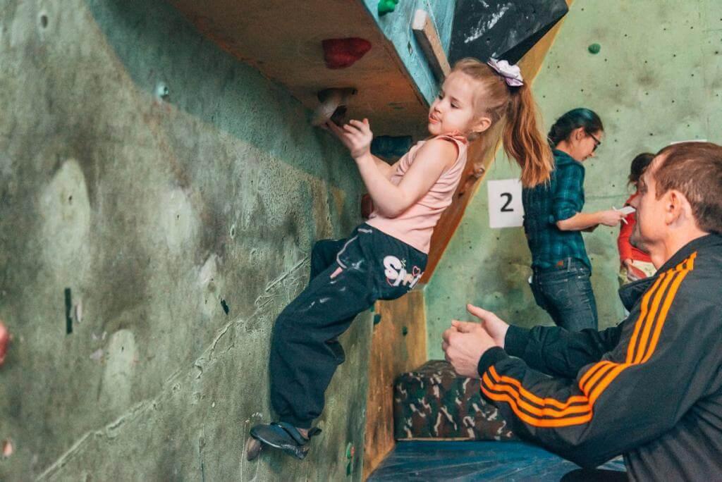 Малышковые соревнования в Геленджике