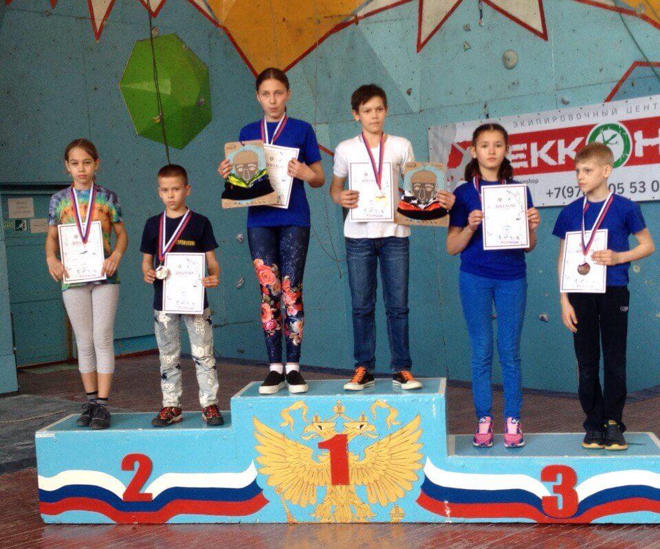 Итоги Первенства Крымского федерального округа