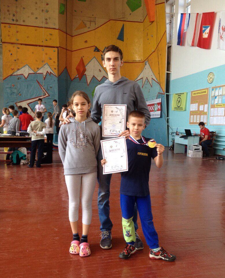 Первенство Крымского федерального округа: итоги финала трудности