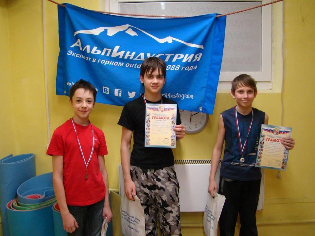 Результаты соревнований по боулдерингу в «Эль Капитане»
