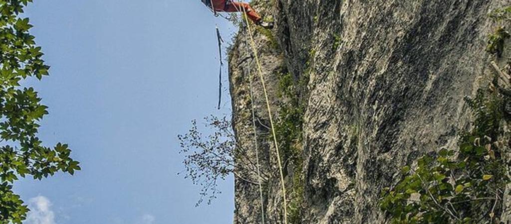 Возможности проведения скальных занятий для альпинистов-разрядников в Гуамке